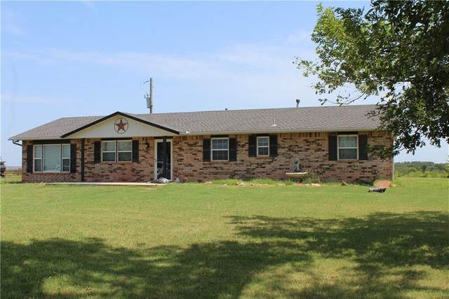 338534 E 950 Road, Chandler, OK 74834 (MLS #966772) :: ClearPoint Realty