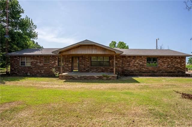 35728 E 1140 Road, Earlsboro, OK 74868 (MLS #966804) :: ClearPoint Realty