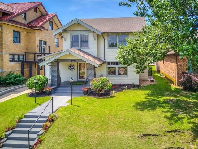 904 NW 19th Street, Oklahoma City, OK 73106 (MLS #966817) :: Homestead & Co