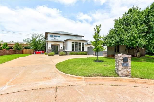 13305 Oakcliff Road, Oklahoma City, OK 73120 (MLS #966869) :: ClearPoint Realty