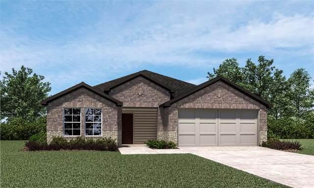 4204 Colt Drive, Oklahoma City, OK 73064 (MLS #966907) :: The UB Home Team at Whittington Realty