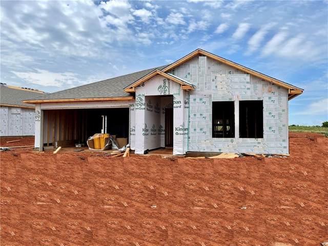 4201 Moonlight Road, Oklahoma City, OK 73064 (MLS #966910) :: The UB Home Team at Whittington Realty