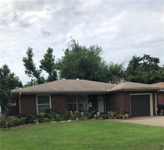 3714 NW 19th Street, Oklahoma City, OK 73107 (MLS #966955) :: Homestead & Co
