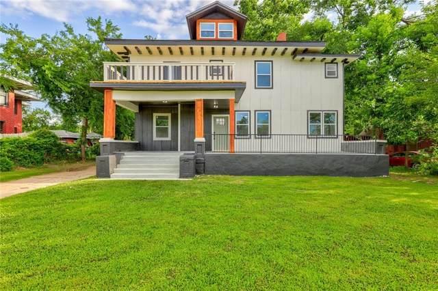 2215 NW 16th Streets, Oklahoma City, OK 73107 (MLS #967012) :: Meraki Real Estate