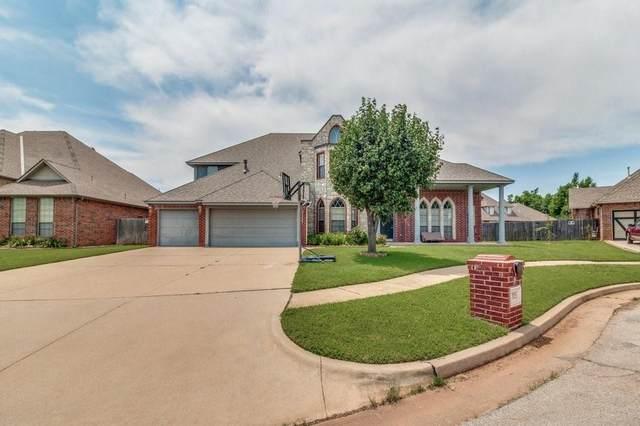 17105 Prestwick Circle, Edmond, OK 73012 (MLS #967020) :: Maven Real Estate