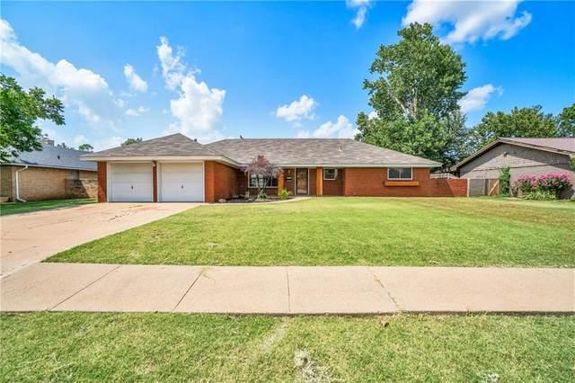 305 S Mockingbird Drive, Altus, OK 73521 (MLS #967028) :: Homestead & Co