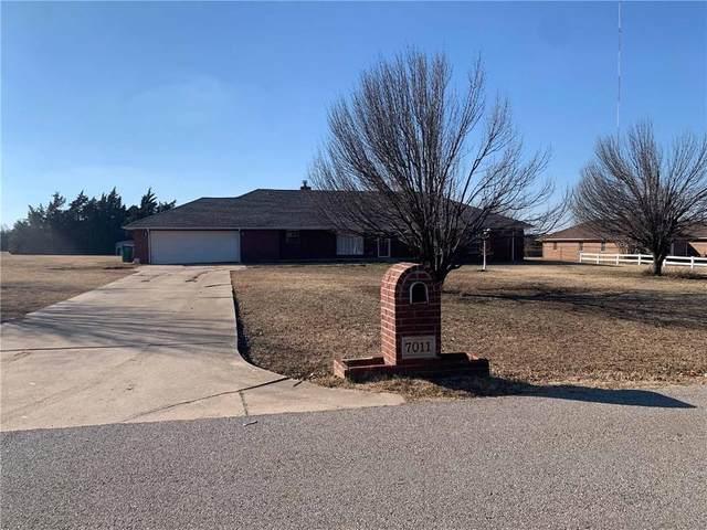 7011 N Prospect Avenue, Oklahoma City, OK 73111 (MLS #967046) :: The UB Home Team at Whittington Realty