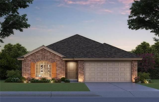 18224 Autumn Grove Drive, Edmond, OK 73012 (MLS #967072) :: Homestead & Co