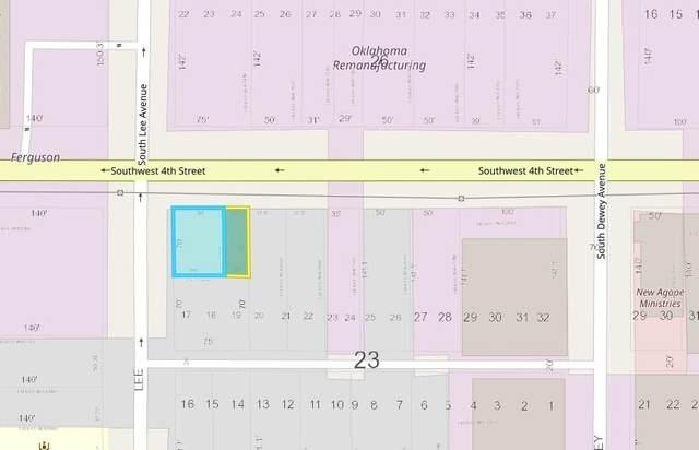 628 SW 4th Street, Oklahoma City, OK 73109 (MLS #967110) :: Homestead & Co