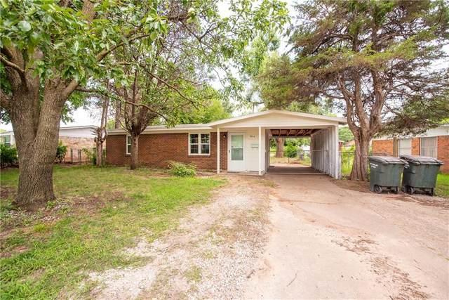 1624 Lariet Lane, Del City, OK 73115 (MLS #967151) :: Meraki Real Estate