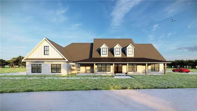 2287 Clubhouse Drive, Blanchard, OK 73010 (MLS #967176) :: Homestead & Co