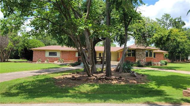 801 NE 68th Street, Oklahoma City, OK 73105 (MLS #967183) :: Sold by Shanna- 525 Realty Group