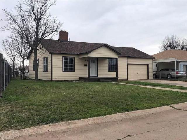 1040 E Liveoak Street, Altus, OK 73521 (MLS #967204) :: Sold by Shanna- 525 Realty Group