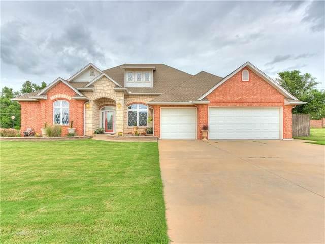 2325 W Mickey Drive, Mustang, OK 73064 (MLS #967206) :: Meraki Real Estate
