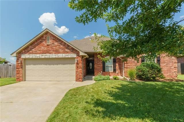 1619 NW 164th Circle, Edmond, OK 73013 (MLS #967219) :: Meraki Real Estate
