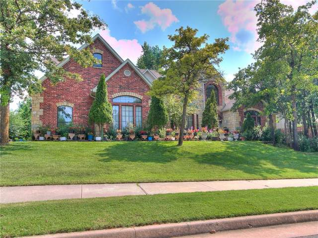 3308 Findhorn Drive, Edmond, OK 73034 (MLS #967227) :: Sold by Shanna- 525 Realty Group