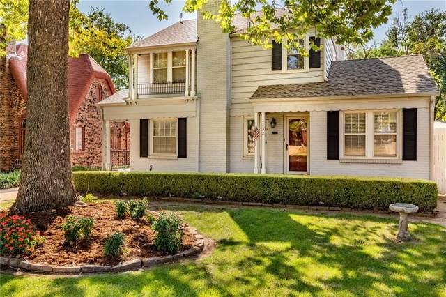 1132 NW 38th Street, Oklahoma City, OK 73118 (MLS #967233) :: Meraki Real Estate