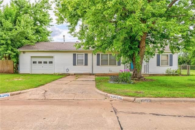 4205 SE 41st Street, Del City, OK 73115 (MLS #967242) :: Meraki Real Estate