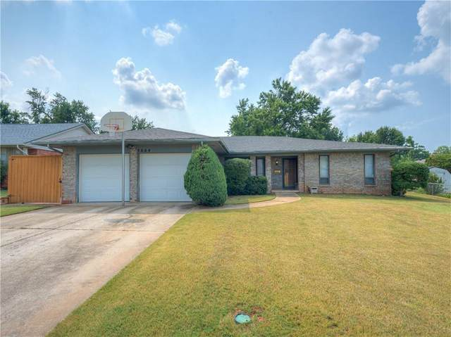 3604 Gardenview Drive, Midwest City, OK 73110 (MLS #967256) :: Meraki Real Estate