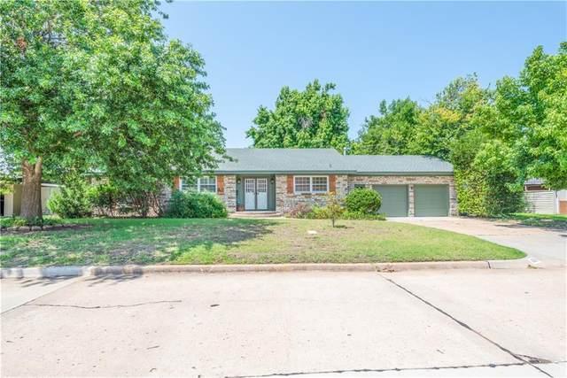 6209 Belle Drive, Oklahoma City, OK 73112 (MLS #967261) :: Maven Real Estate