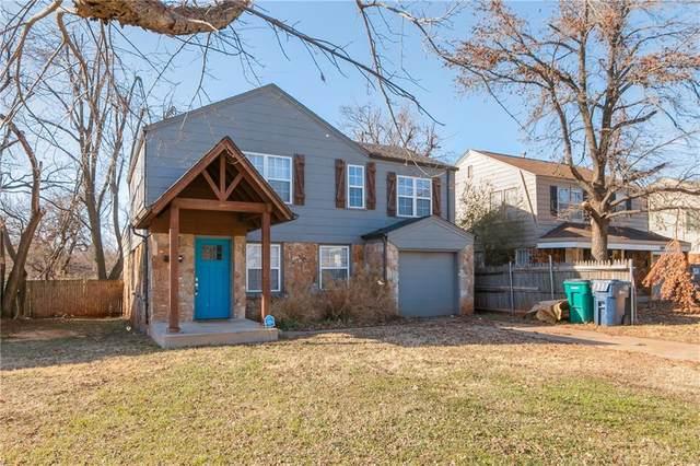 3105 N Virginia Avenue, Oklahoma City, OK 73118 (MLS #967274) :: Erhardt Group