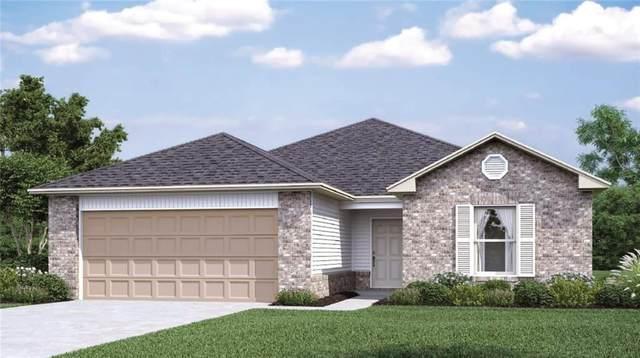 5306 Kye Drive, Tuttle, OK 73089 (MLS #967290) :: KG Realty