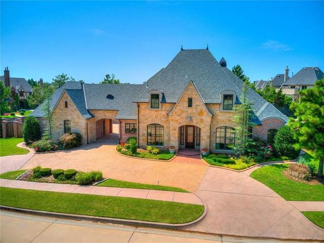 1300 NW 156th Terrace, Edmond, OK 73013 (MLS #967324) :: Meraki Real Estate