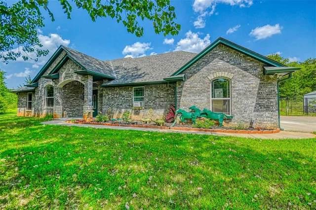 1617 Quail Creek Circle, Norman, OK 73026 (MLS #967325) :: Homestead & Co