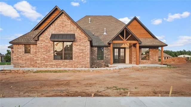 1404 Kimberlin Lane, Tuttle, OK 73089 (MLS #967326) :: KG Realty