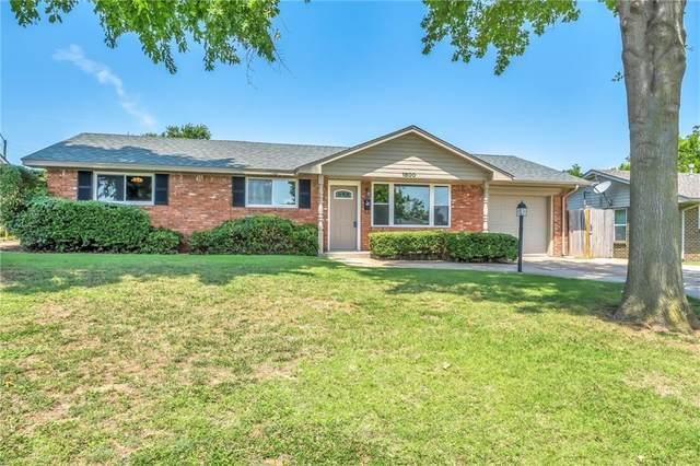 1800 S Jensen Avenue, El Reno, OK 73036 (MLS #967329) :: Meraki Real Estate