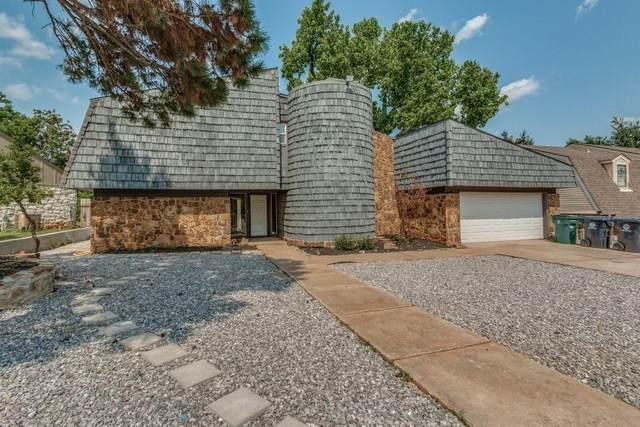 6409 Miles Lane, Oklahoma City, OK 73132 (MLS #967337) :: Maven Real Estate