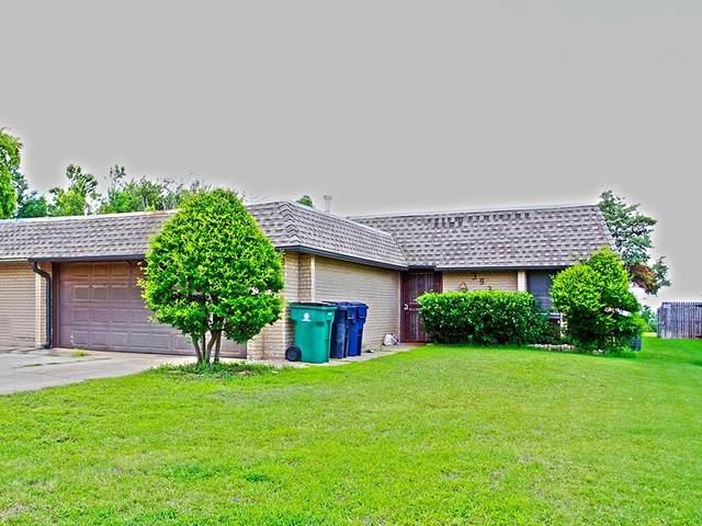 3935 Tamarisk Drive, Oklahoma City, OK 73120 (MLS #967356) :: Homestead & Co
