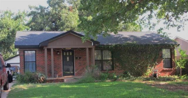 1207 NW 79th Street, Oklahoma City, OK 73114 (MLS #967377) :: ClearPoint Realty