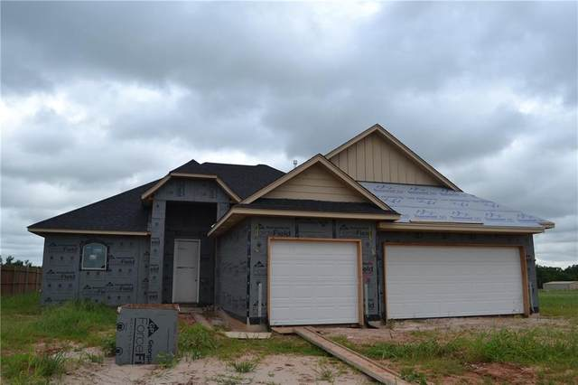 1405 NW 17th Place, Newcastle, OK 73065 (MLS #967387) :: Meraki Real Estate