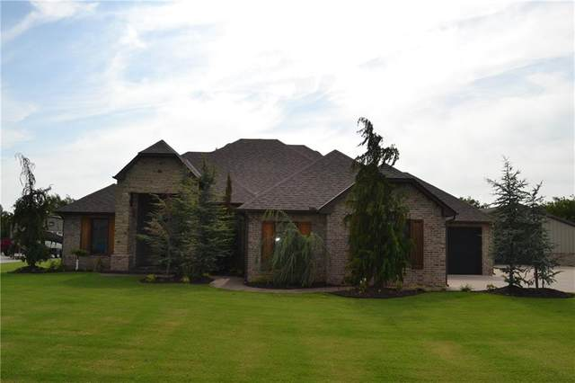 1310 Sycamore Trail, Tuttle, OK 73089 (MLS #967390) :: KG Realty