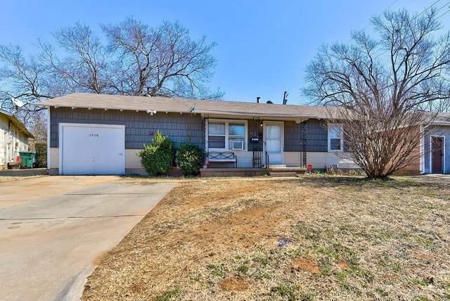 3908 Woodside Drive, Del City, OK 73110 (MLS #967393) :: Meraki Real Estate