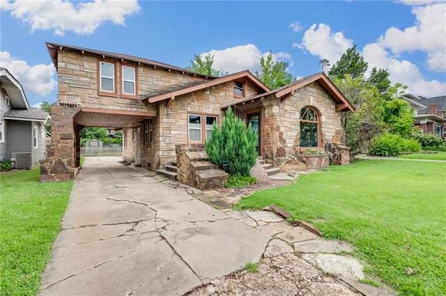 1010 NW 35th Street, Oklahoma City, OK 73118 (MLS #967422) :: Homestead & Co