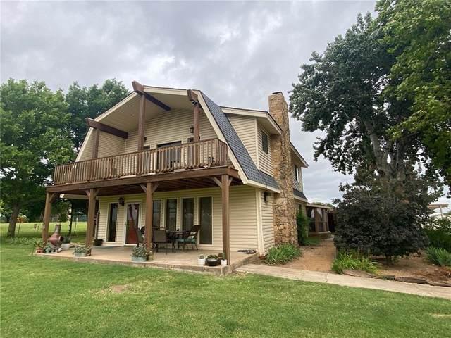 528 Oaklawn Road, Sulphur, OK 73086 (MLS #967429) :: Erhardt Group