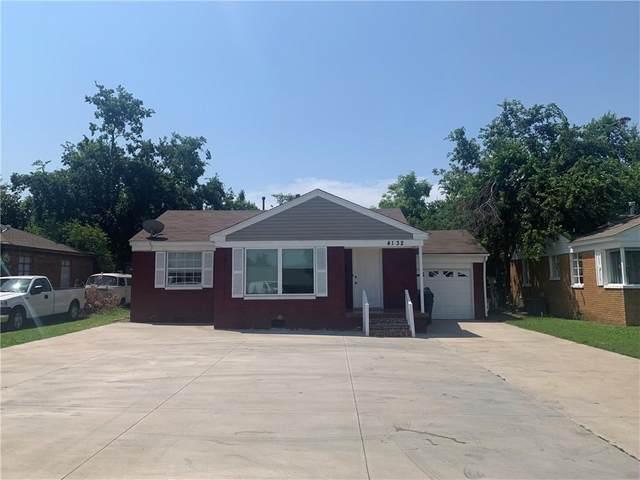 4132 NW Nw 23rd Street, Oklahoma City, OK 73107 (MLS #967444) :: The UB Home Team at Whittington Realty