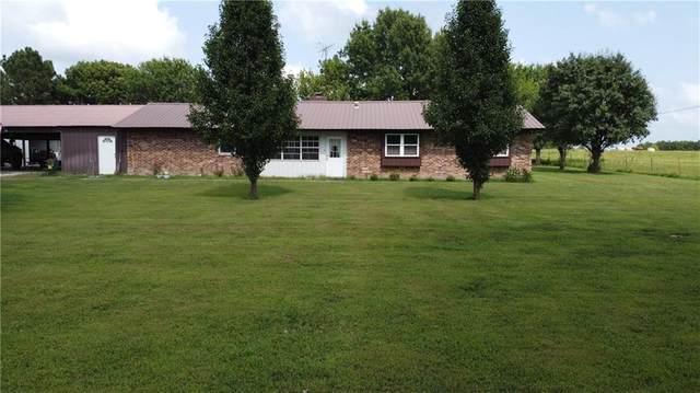 114142 S Highway 48 Highway, Okemah, OK 74859 (MLS #967455) :: Maven Real Estate