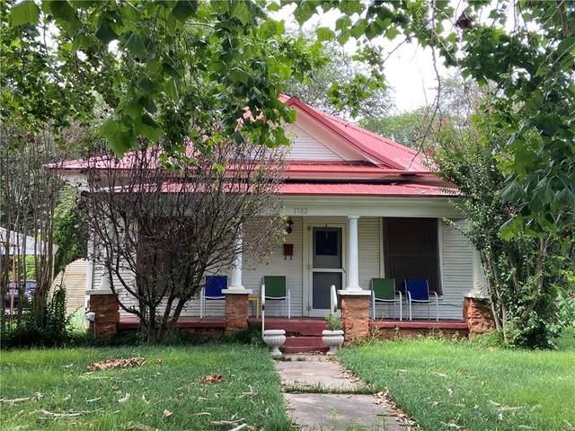 1702 W Iowa Avenue, Chickasha, OK 73018 (MLS #967471) :: Erhardt Group