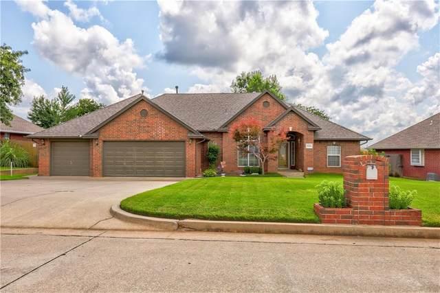 2048 Camelot Drive, Midwest City, OK 73130 (MLS #967493) :: Meraki Real Estate