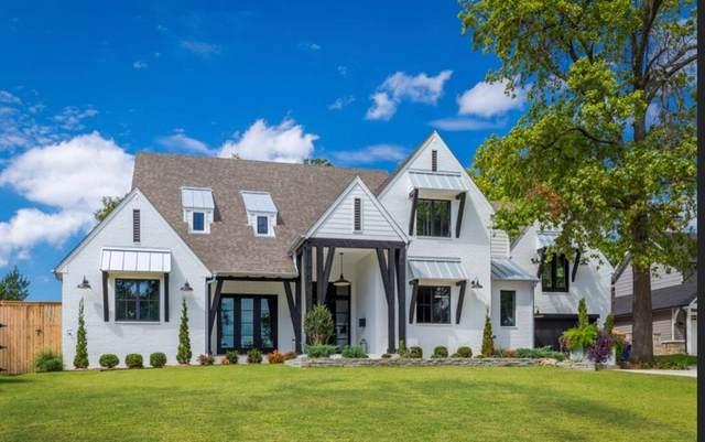 5016 Water Oak Way, Edmond, OK 73034 (MLS #967513) :: Homestead & Co