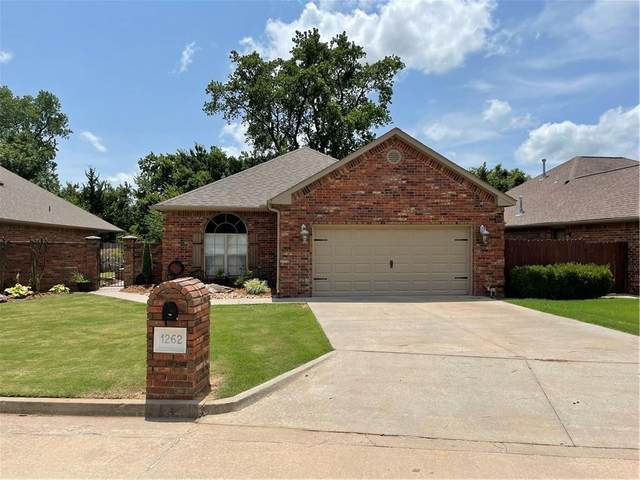 1262 Augusta Court, Shawnee, OK 74801 (MLS #967542) :: Meraki Real Estate