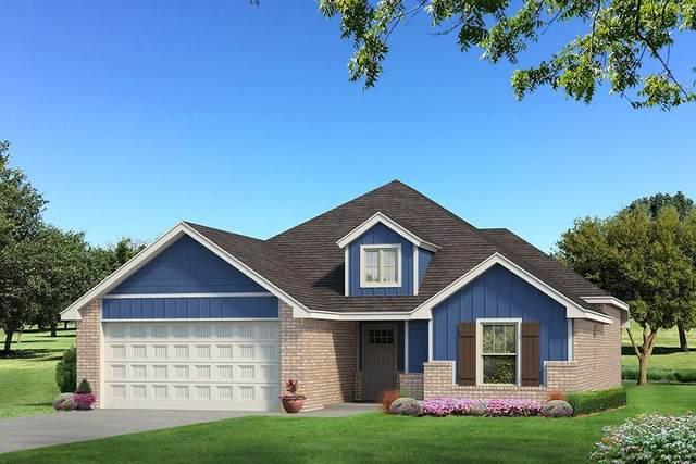 5201 White Gold Avenue, Edmond, OK 73034 (MLS #967604) :: Meraki Real Estate