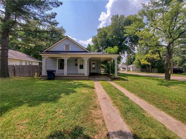 540 N Louisa Avenue, Shawnee, OK 74801 (MLS #967612) :: Meraki Real Estate