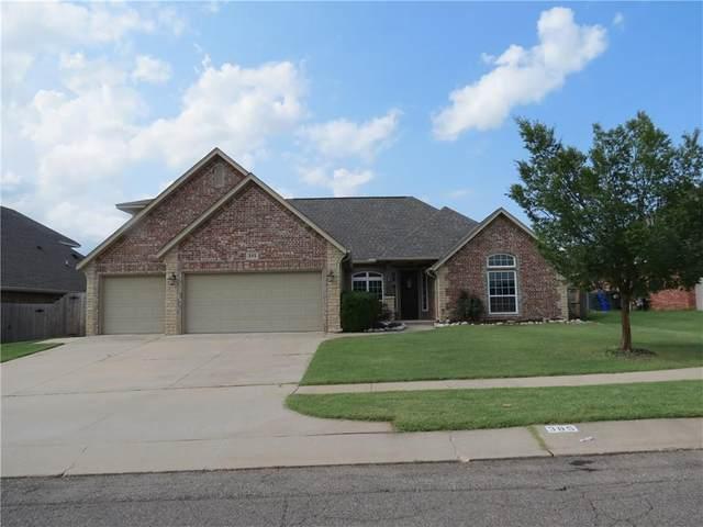 305 Perth Drive, Norman, OK 73069 (MLS #967614) :: Meraki Real Estate