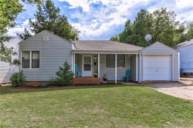 2140 NW 36th Street, Oklahoma City, OK 73112 (MLS #967619) :: Sold by Shanna- 525 Realty Group