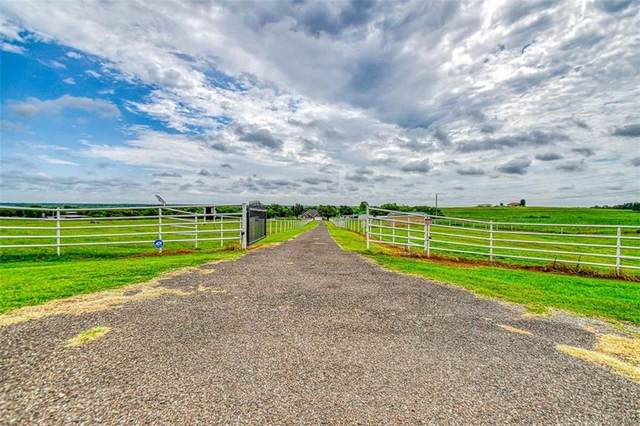 24910 End Of Trail Ave., Purcell, OK 73080 (MLS #967632) :: Homestead & Co