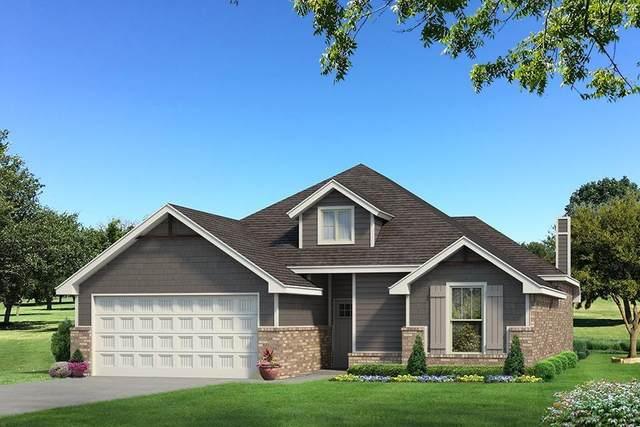 5209 White Gold Avenue, Edmond, OK 73034 (MLS #967680) :: Meraki Real Estate